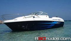 alquiler de barco beneteau en Ibiza