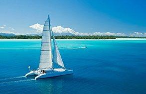 alquiler velero y catamaran