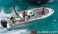 alquiler barco sessa en Ibiza