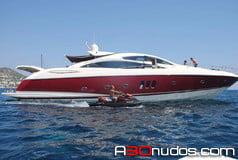 alquiler yate predator en Ibiza
