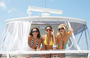 Barcos para eventos