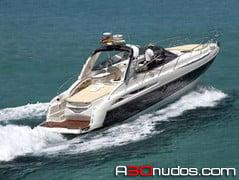 alquiler barco cranchi en Ibiza