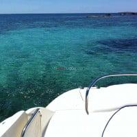 Cristalinas aguas de Ibiza y Formentera