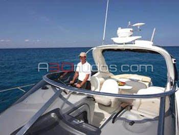 Alquiler de Cranchi 41 en Ibiza