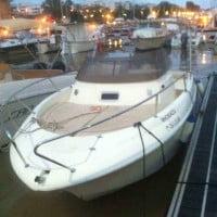 Solárium de proa del barco de localhost/a30nudos
