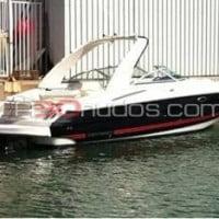 Vista de amura del barco de alquiler de A30nudos.com