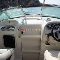 Monterey 268 Sport Cabin