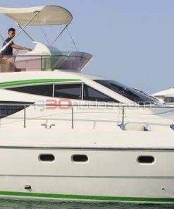 Ferretti 460 de alquiler en Ibiza