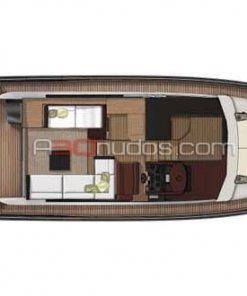 Plano del barco de A30nudos.com