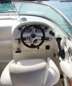 Cuadro de mando barco Ibiza