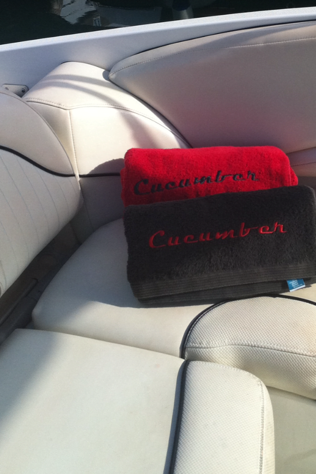toallas cucumber