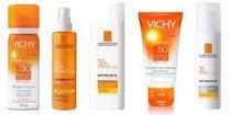 Protégete la piel con crema solar