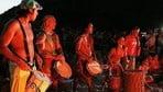 Fiesta tambores