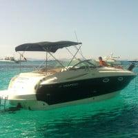 barco de alquiler en A30nudos.com