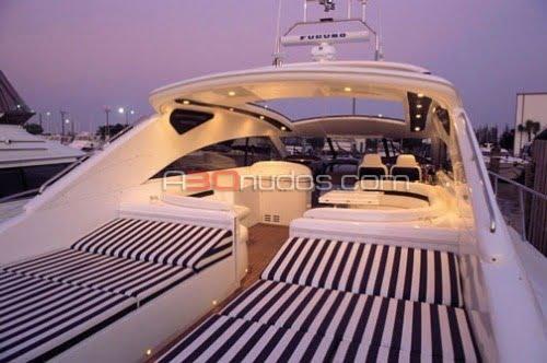 Impresionante solárium en la cubierta superior