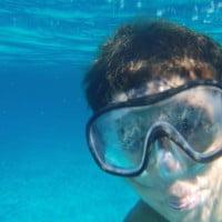 Todos nuestros barcos disponen de equipos de snorkel para que disfrutes