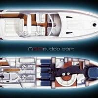Distribución del barco de A30nudos.com