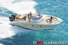 alquiler barco sessa largo en Ibiza