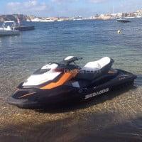 Moto de agua en Ibiza