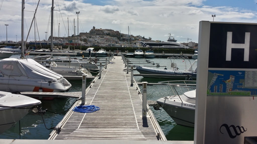 Alquiler Barcos Puerto Marina Ibiza