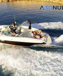 barco de alquiler monterey 278 babor