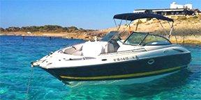 Alquiler de lancha Xcellent (Monterey 278 Super Sport)