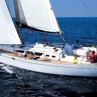 Barco Jeanneau Sun Odyssey 43 en Ibiza