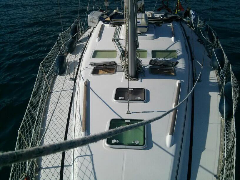Oceanis 393