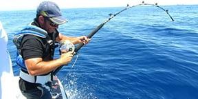 Pesca en Barco en Ibiza
