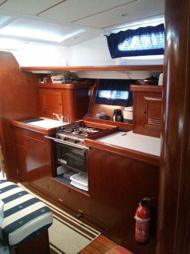 Velero Beneteau Oceanis Clipper 393