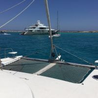Catamaran belice 43