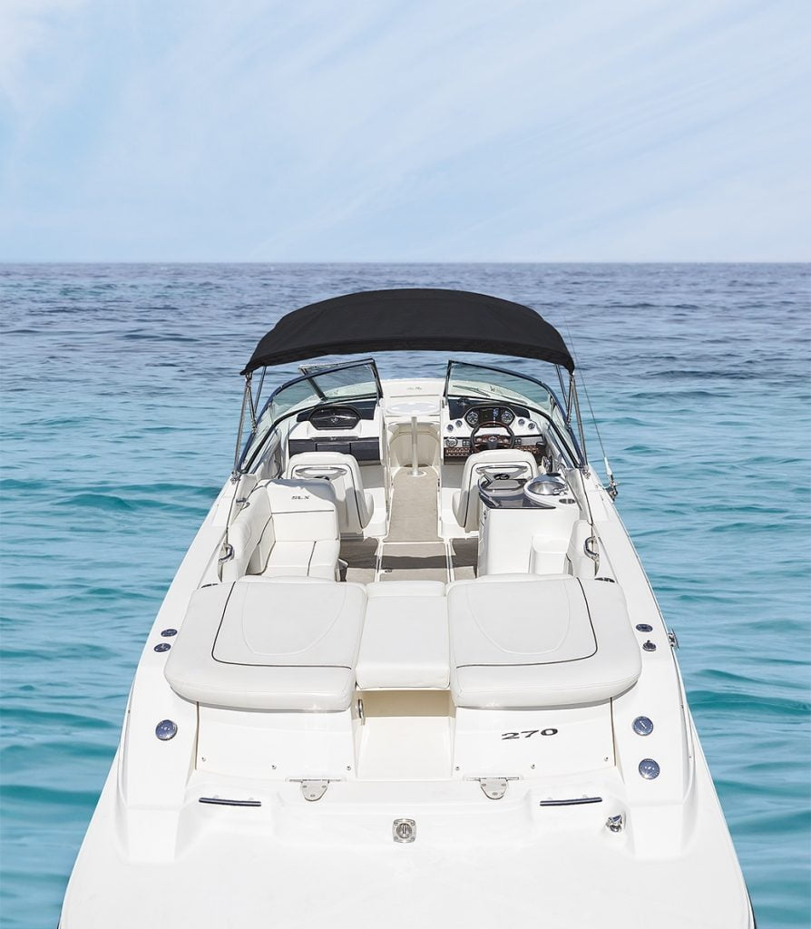 Lancha SEA RAY 270 SLX