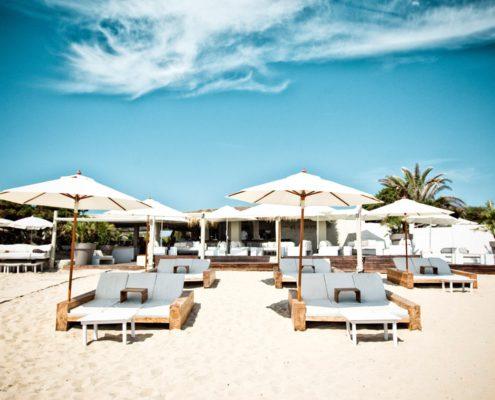 El chiringuito playa Ibiza