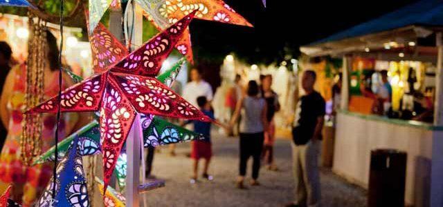 Mercadillo en Ibiza