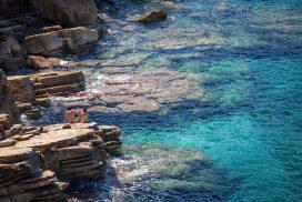 Cala Punta Galera Ibiza