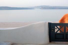 Casa frente al mar Mediterráneo