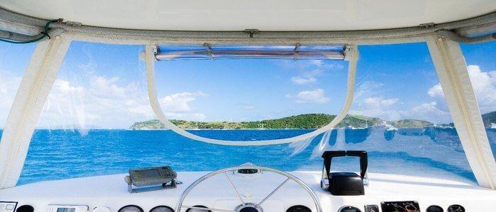 Dormir en barco