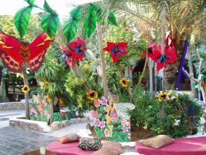 Mercado las dalias ibiza