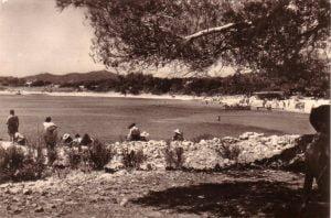 Playa de es canar ibiza