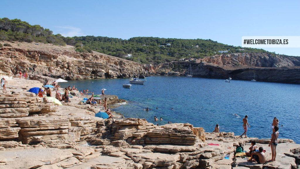 Playas de ibiza nudistas