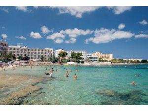 Playas san antonio ibiza