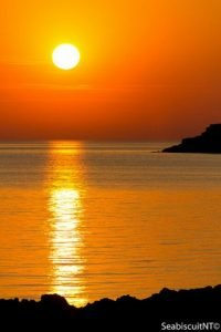 Puesta de sol san antonio ibiza